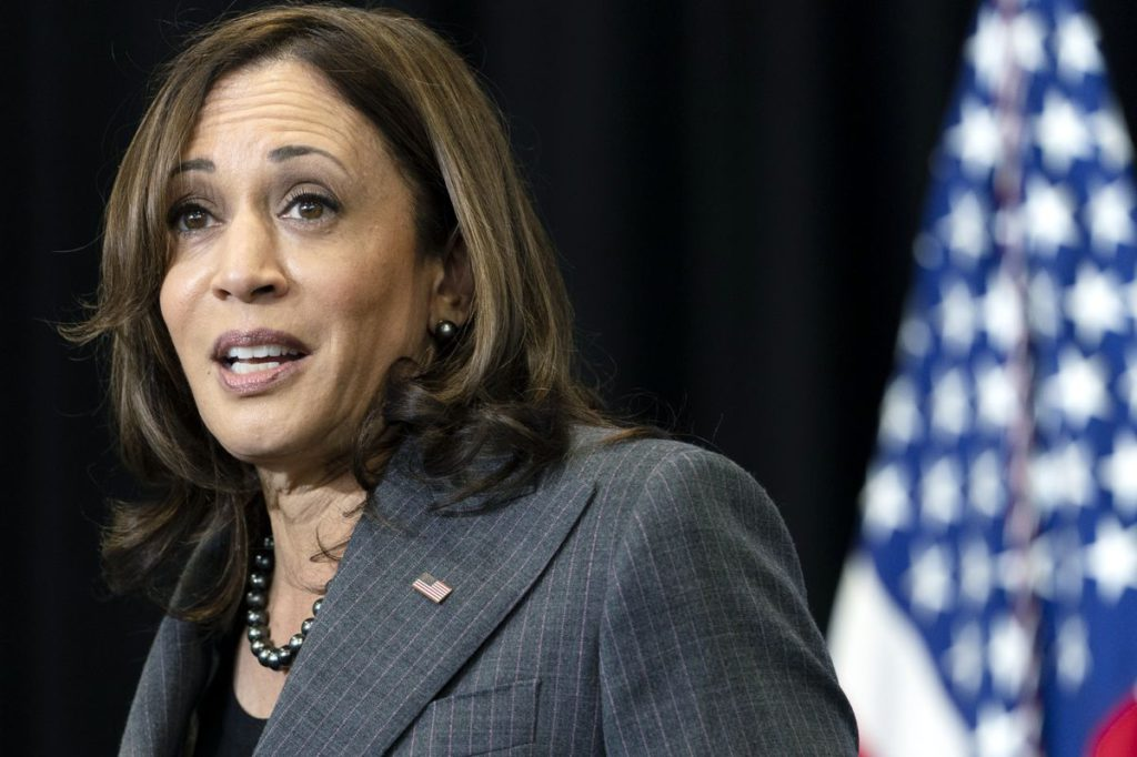 Harris met by Bronx cheer, heckled while promoting infrastructure push in borough