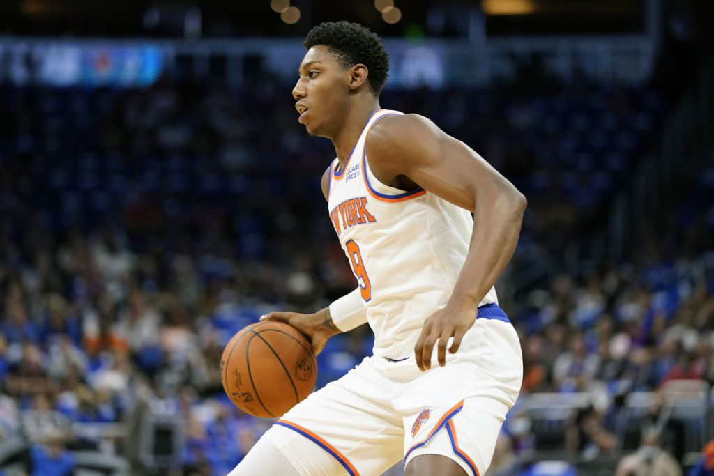 High-flying Knicks hope to continue 3-point barrage