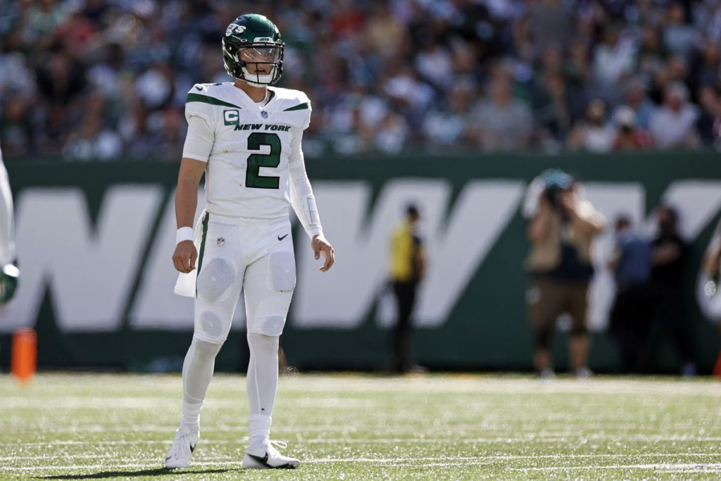 Jets, Zach Wilson have to focus on offensive unit against Patriots