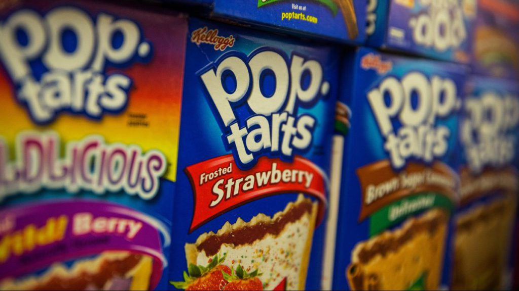 Kellogg's Being Sued for Lack of Real Strawberry in Strawberry Pop-Tarts