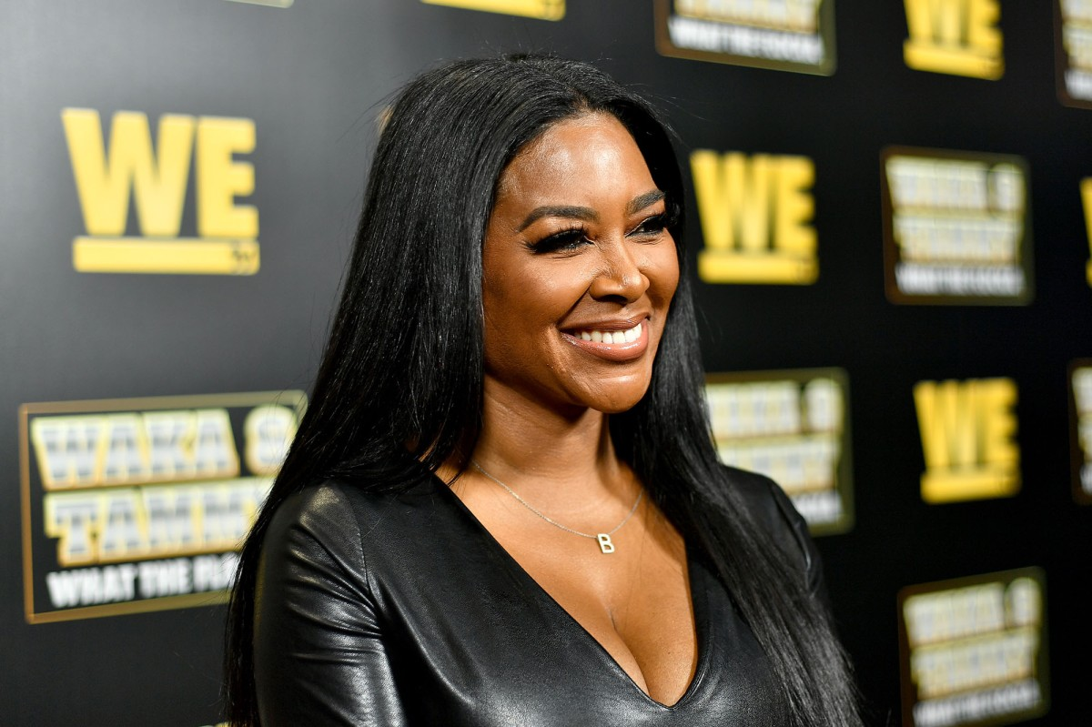 Kenya Moore wants to 'meet a great guy' after Marc Daly divorce