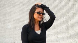 Kourtney Kardashian Loves These Booty-Lifting Leggings and They're On Sale Right Now