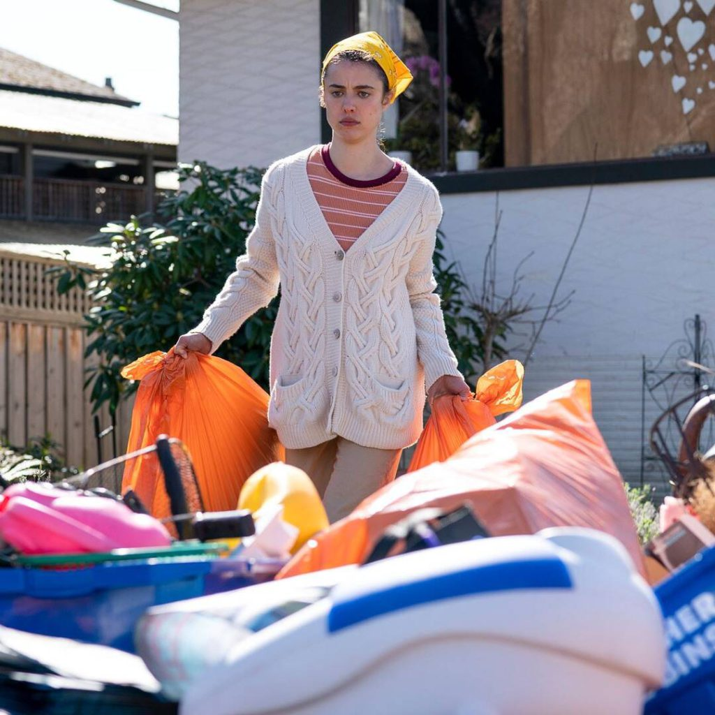Maid's Margaret Qualley Reveals the Truth About Those Disgusting Cleaning Scenes