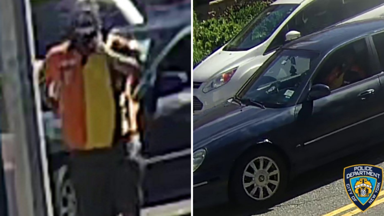 Man posed as officer to rob woman in Olive Garden parking lot, actual cops say