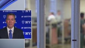 NYPD commissioner calls DA bail change 'one more obstacle' for New Yorkers amid Rikers crisis