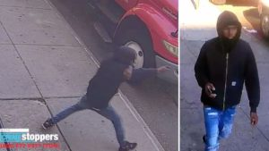 New video: Gunman opens fire, grazing 14-year-old on Harlem bus