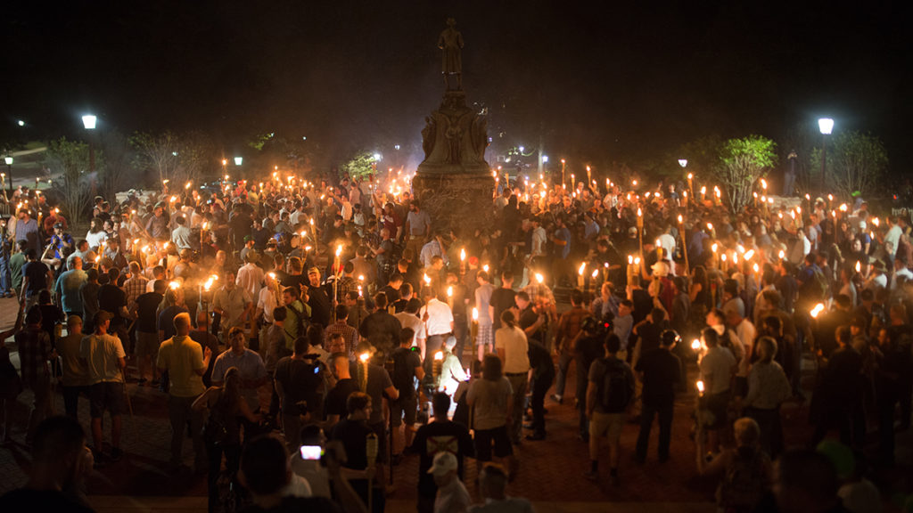 Planners of Charlottesville 'Unite the Right' Rally Face Civil Trial