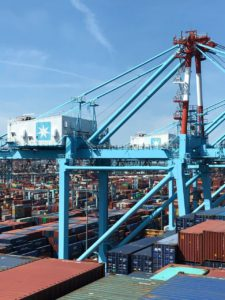 Port Authority avoids most supply chain delays as record number of cargo containers arrive