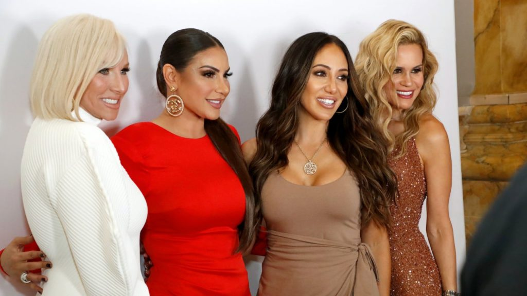 'RHONJ' Cast Previews 'Crazy' Season 12 That Tops Table Flip and Christening! (Exclusive)