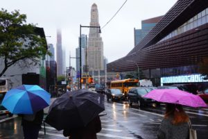 Rainfall totals: How much precipitation did nor'easter bring to NY, NJ