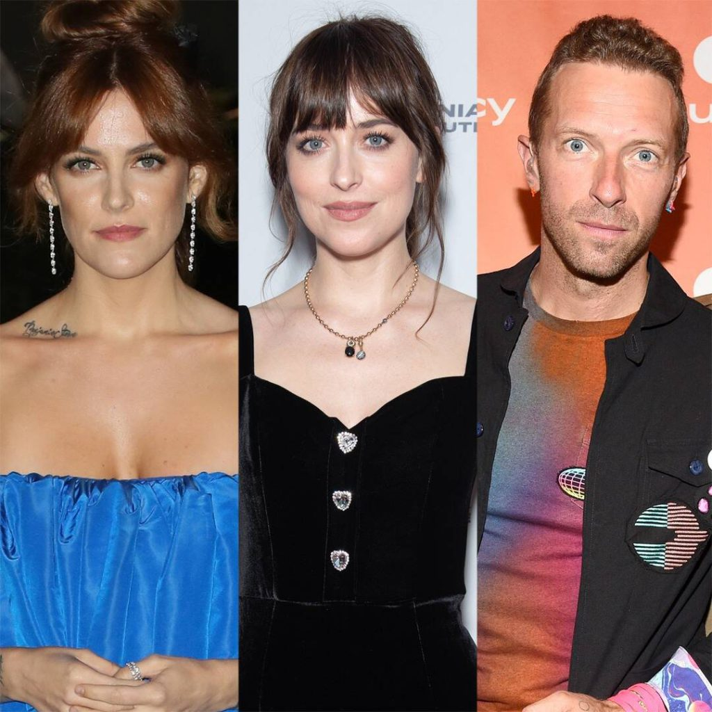Riley Keough Thanks Dakota Johnson After Chris Martin Dedicates Song to Her Late Brother at Coldplay Show