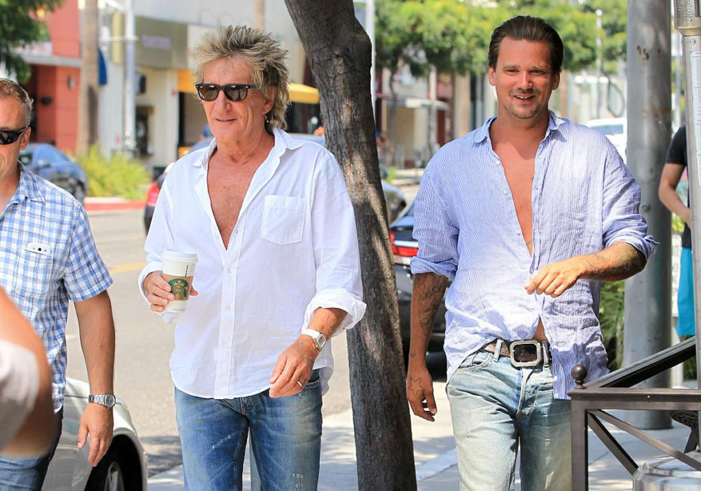Rod Stewart, son will have to stand trial on battery charges after plea deal falls through