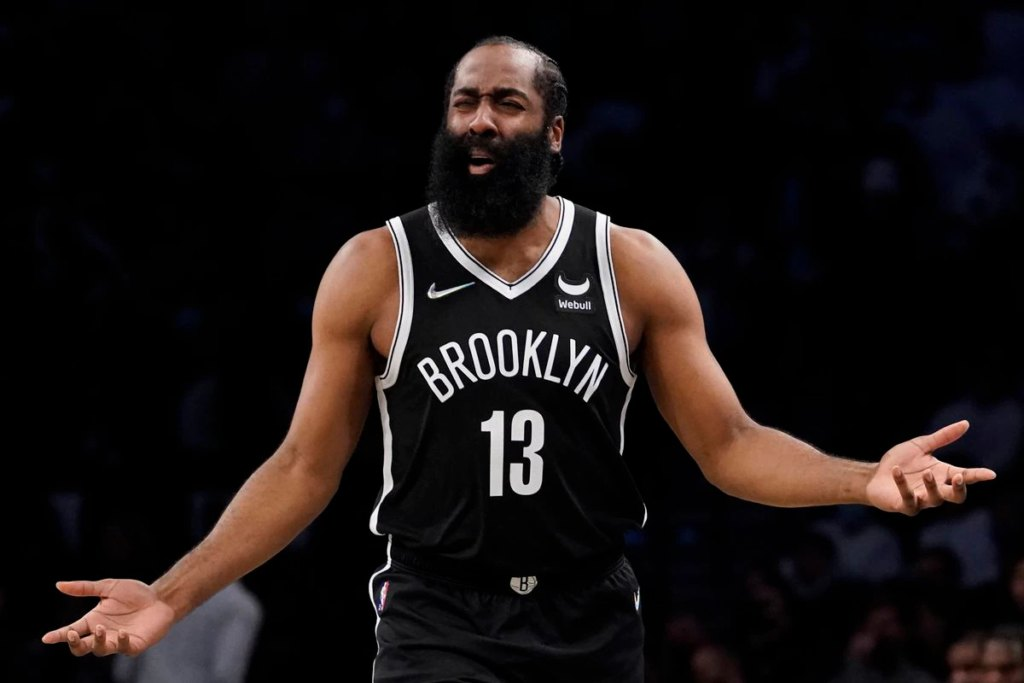 Rule changes have taken away James Harden's secret weapon: free throws
