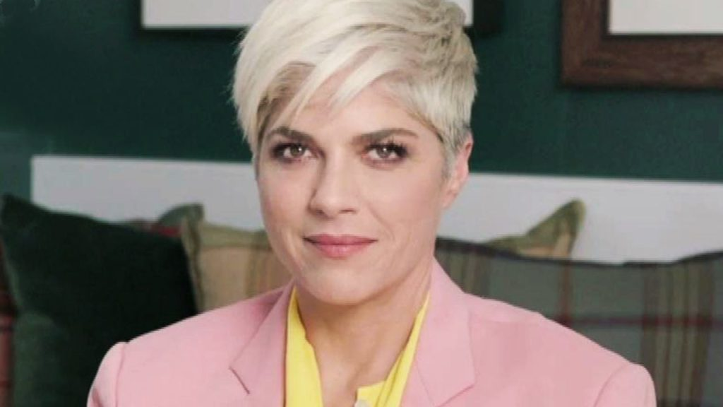 Selma Blair Reflects on Having Her Son Arthur Shave Her Head Ahead of Stem Cell Transplant (Exclusive)