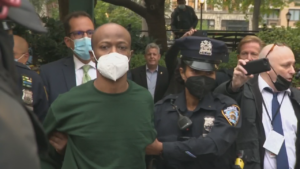 Suspect arrested in Union Square subway shooting: NYPD
