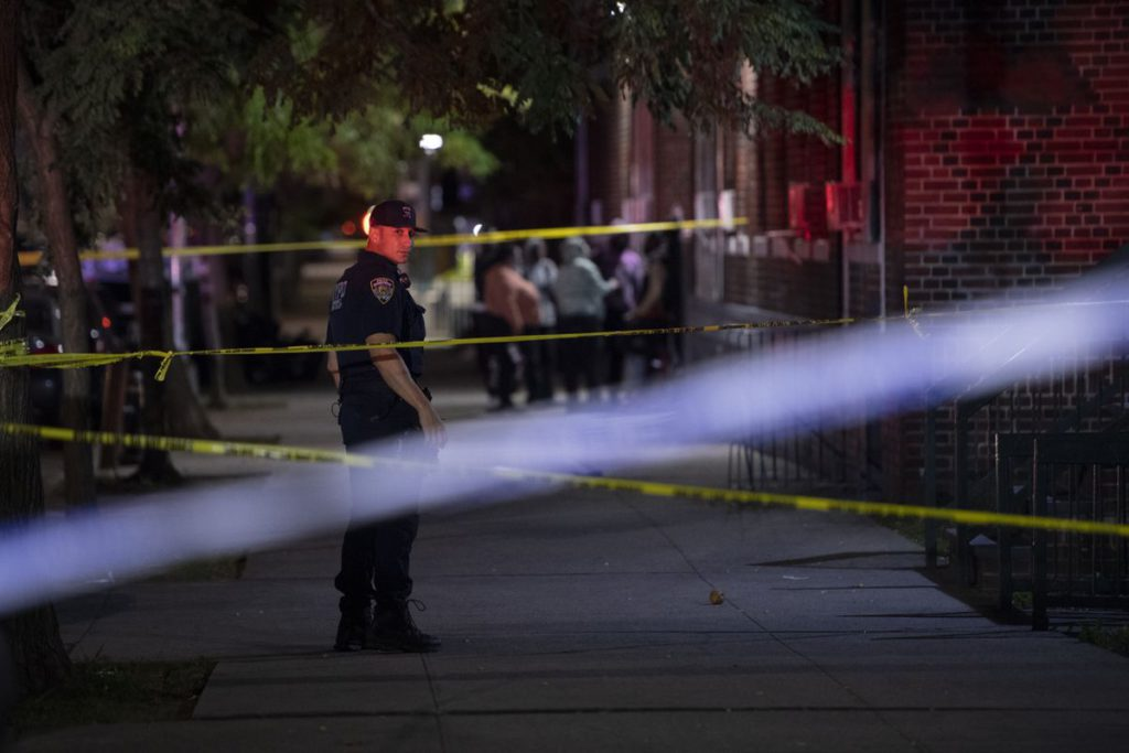 Teen shot while sitting on Brooklyn stoop has died: NYPD