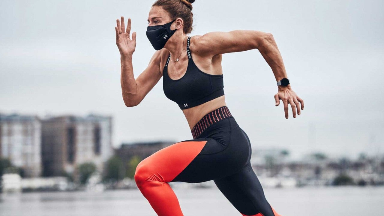 The Best Breathable Face Masks for Exercising -- Lululemon, Reebok, Adidas and More
