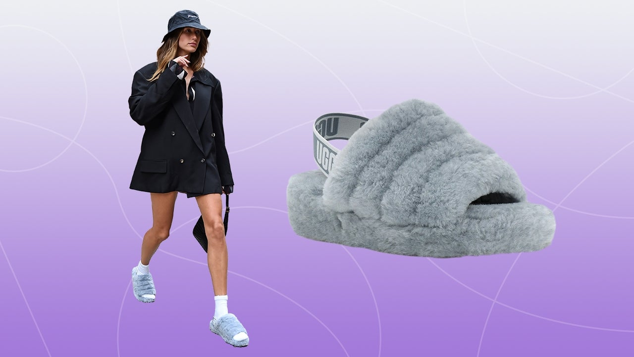 The Uggs Celebs Can't Stop Wearing Are On Sale Now