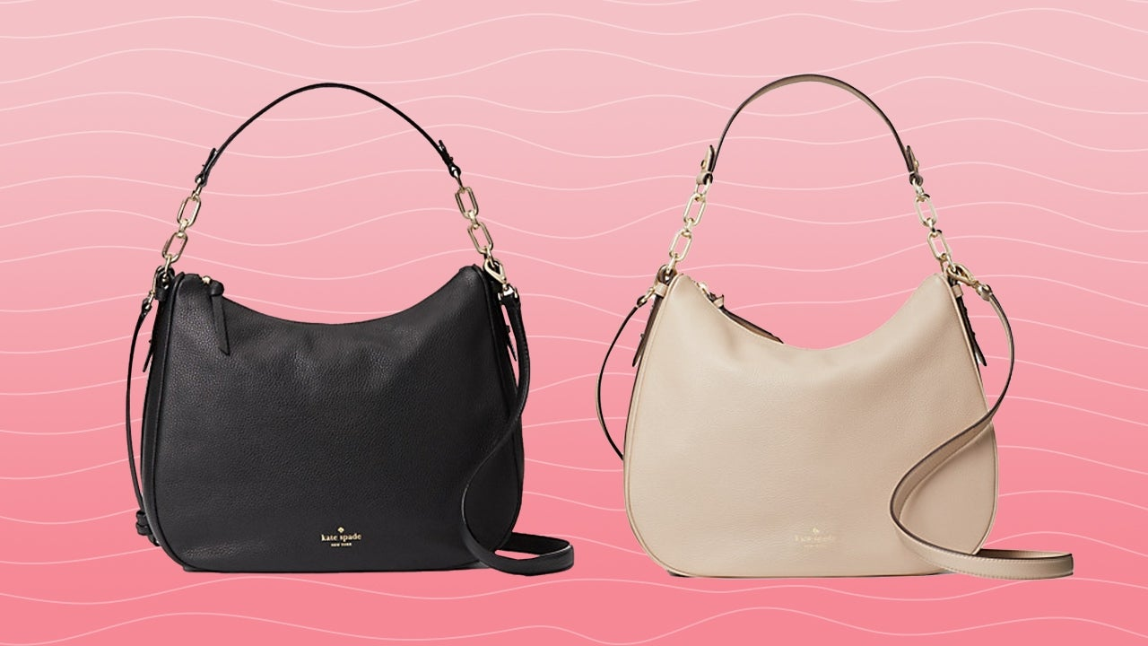 These Trendy Kate Spade Shoulder Bags Are On Sale for Under $100 Today