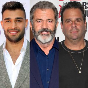 This is Sam Asghari's Action-Packed Role In Randall Emmett's Thriller Movie With Mel Gibson