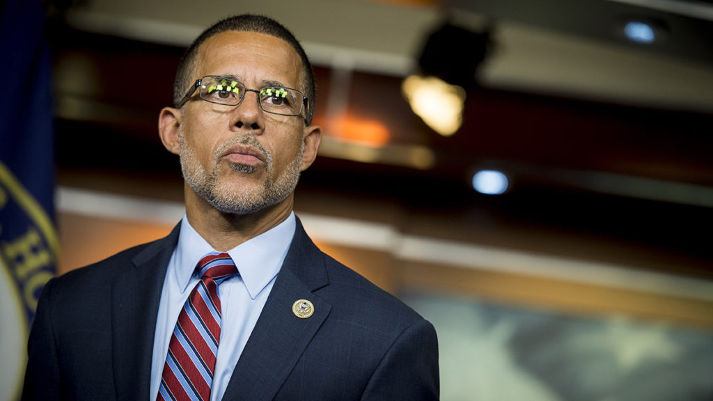 US Rep. Anthony Brown Running for Maryland Attorney General