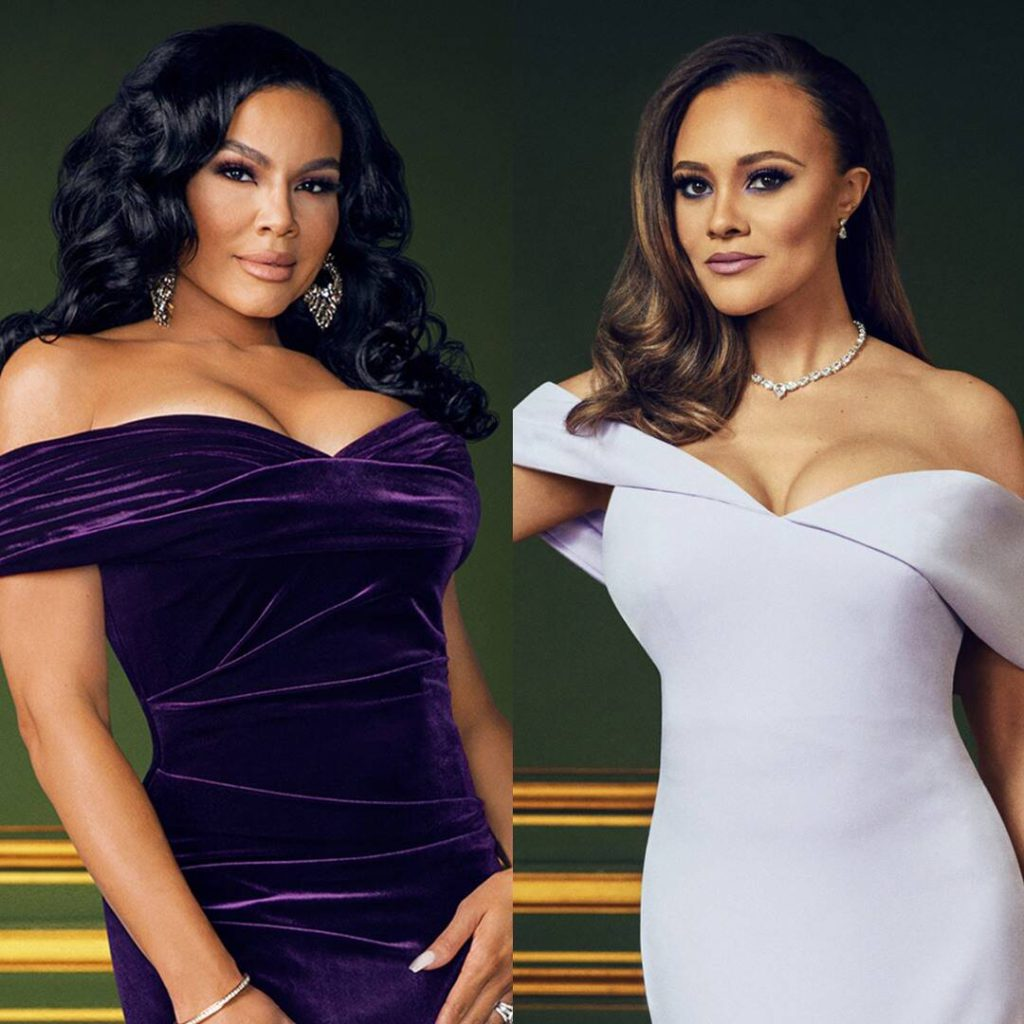 Watch RHOP's Ashley Darby & Mia Thornton Exchange Savage Jabs About Each Other's Husbands