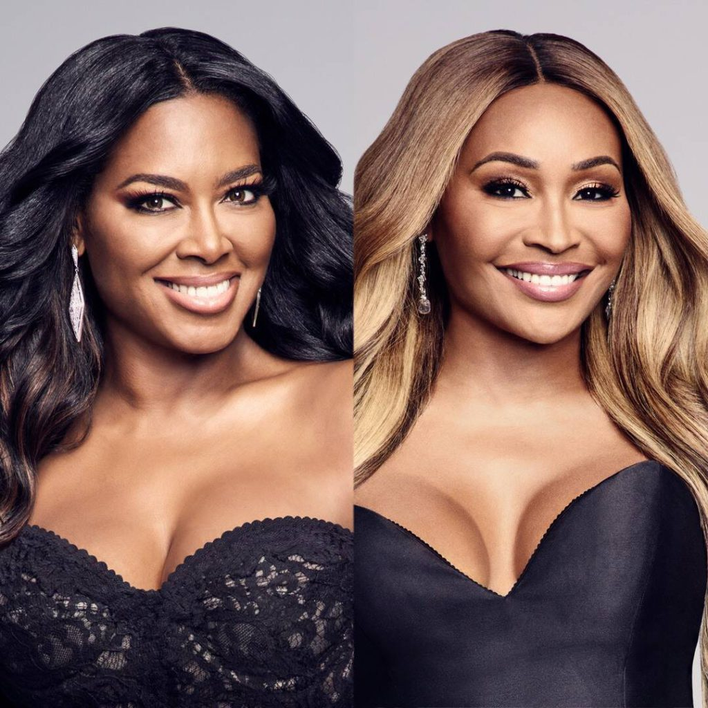 Why Cynthia Bailey's Friendship With Kenya Moore Changed After Housewives' Girls Trip Fight
