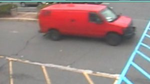 Woman struck, dragged by red van in NJ grocery store parking lot